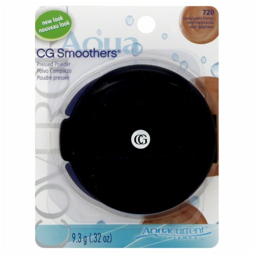 Covergirl CG Smoothers Translucent Honey Pressed Powder Perspective: front