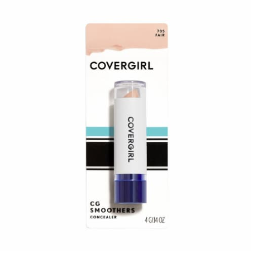 CoverGirl 705 Fair CG Smoothers Concealer Perspective: front