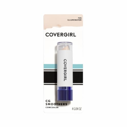 CoverGirl CG Smoothers Illuminator Concealer Perspective: front