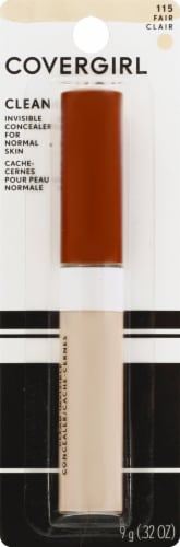 CoverGirl 115 Fair Clean Invisible Concealer Perspective: front