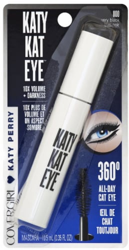 CoverGirl Katy Kat 800 Very Black Mascara Perspective: front