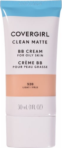CoverGirl 520 Light Clean Matte BB Cream Perspective: front