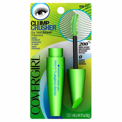 CoverGirl 830 Black Clump Crusher by Lash Blast Mascara Perspective: front
