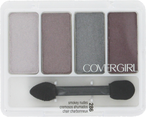 CoverGirl 286 Smokey Nudes Eyeshadow Palette Perspective: front