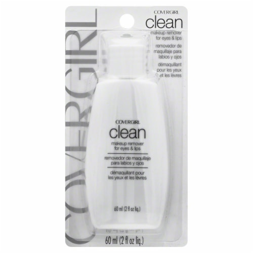 CoverGirl Clean Makeup Remover Perspective: front