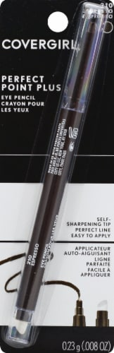 CoverGirl Perfect Point Plus Espresso Eye Pencil Perspective: front