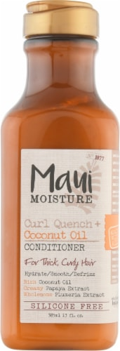 Maui Moisture Curl Quench + Coconut Oil Conditioner Perspective: front