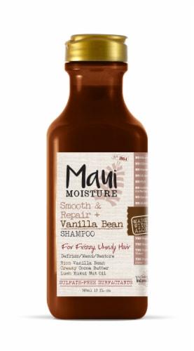 Maui Moisture Smooth & Repair + Vanilla Bean Shampoo Perspective: front