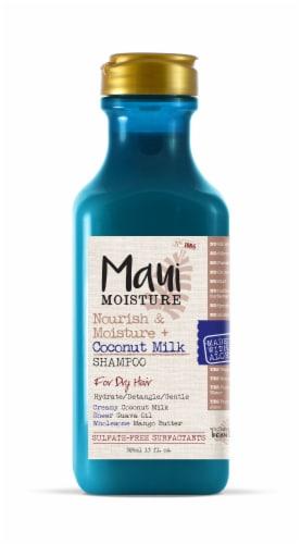 Maui Moisture Nourish & Moisture + Coconut Milk Shampoo Perspective: front