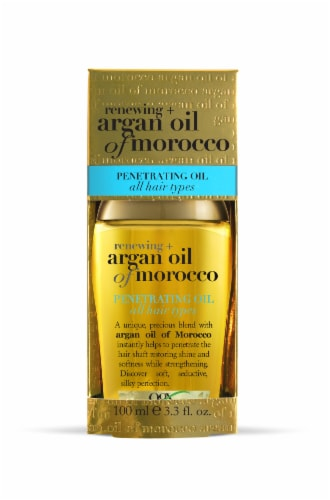 Ogx Renewing Argan Oil of Morocco Penetrating Oil Perspective: front