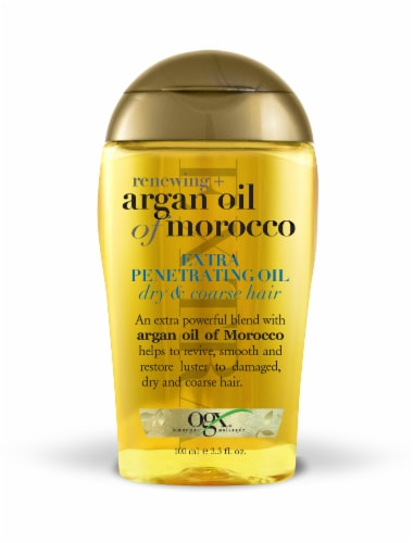 OGX Argan of Morocco Extra Penetrating Oil Perspective: front