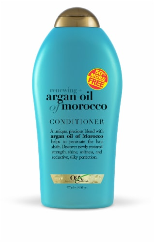 OGX Renewing + Argan Oil of Morocco Conditioner Perspective: front
