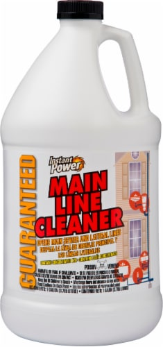 Instant Power Main Line Cleaner Perspective: front
