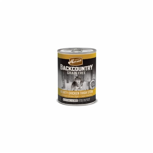 Animal Supply Company MP37105 Backcountry Hearty Chicken Thigh Perspective: front
