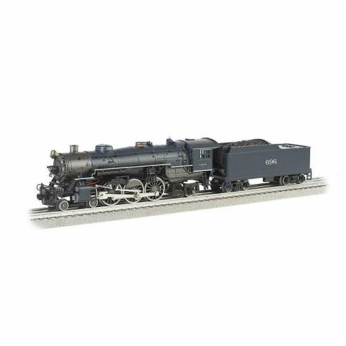 Bachmann BAC40804 O Williams Pacific Wabash No.696 Semi-Scale 40602 Model Train Perspective: front