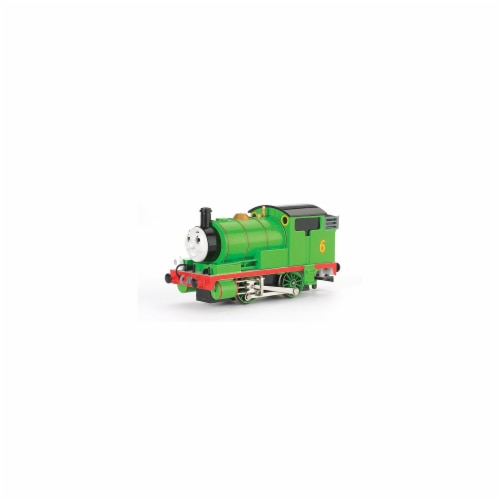Bachmann BAC58742 HO Thomas-Percy Engine Moving Eyes Perspective: front