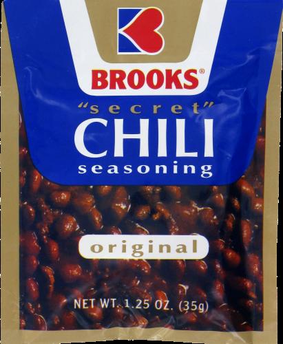 Brooks Chili Seasoning Mix Perspective: front