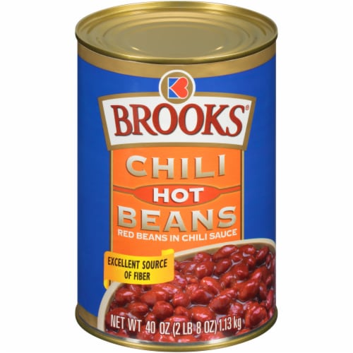 Brooks Hot Red Chili Beans Perspective: front