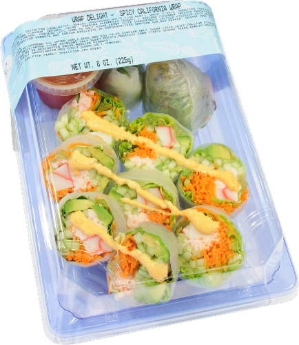 Afc Delight Sushi Wrap Perspective: front