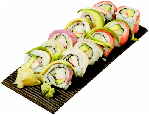 AFC Rainbow Rolls Perspective: front