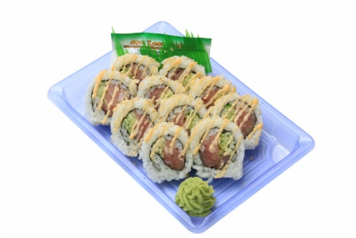 AFC Spicy Tuna Rolls Perspective: front