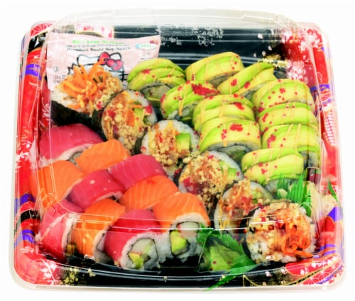 AFC Ultimate Sushi Chef Sampler Perspective: front