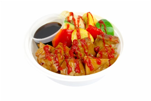 Advanced Fresh Concepts Ultimate Spicy Teriyaki Chicken Bowl Perspective: front