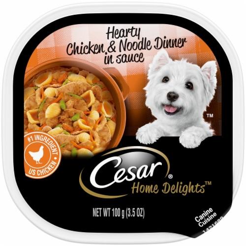 Cesar® Home Delights™ Beef Stew Wet Dog Food Perspective: front