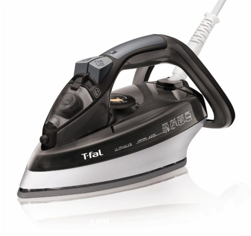 T-fal UltraGlide Easycord Iron - Black Perspective: front