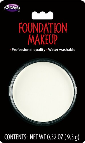 Fun World White Foundation Pod Makeup Perspective: front