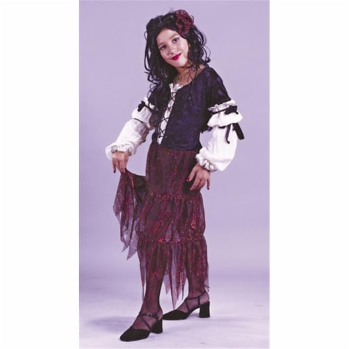 Costumes For All Occasions FW5846SM Small Gypsy Rose Child Perspective: front