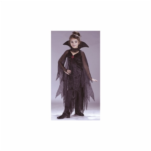 Costumes For All Occasions FW5878SM Small Daughter of Darkness Child Perspective: front