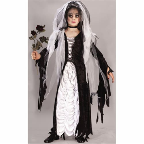 Costumes For All Occasions Fw5905Sm Bride Of Darkness Ch Small Perspective: front
