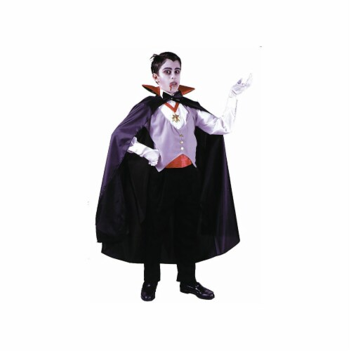 Costumes For All Occasions FW8733 Classic Vampire Child Perspective: front