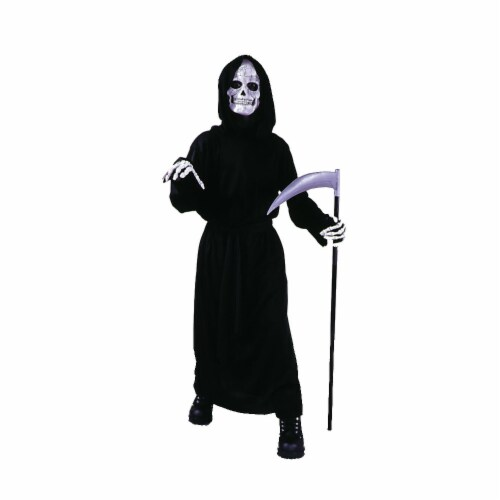 Costumes For All Occasions FW8734 Grave Reaper Child Perspective: front