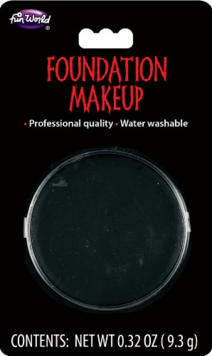 Fun World Foundation Pod Makeup - Black Perspective: front