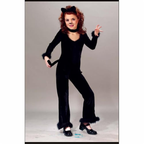 Costumes For All Occasions Fw5906Md Playful Kitty 7 To 10 Perspective: front