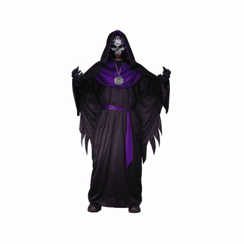 Costumes For All Occasions FW5837LG Emperor Of Evil Child Lrg Perspective: front