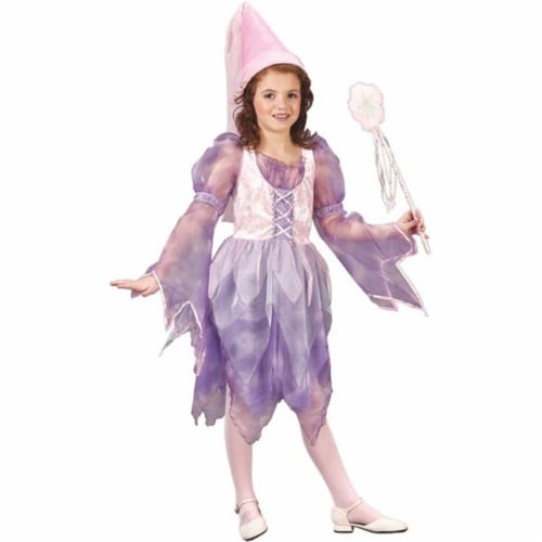Costumes For All Occasions FW5958LG Lilac Princess Child Large Perspective: front