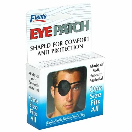Flents Eye Patch Perspective: front