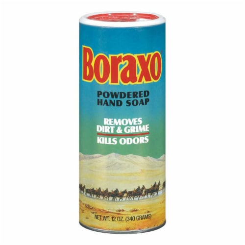 Boraxo Powdered Hand Soap Perspective: front