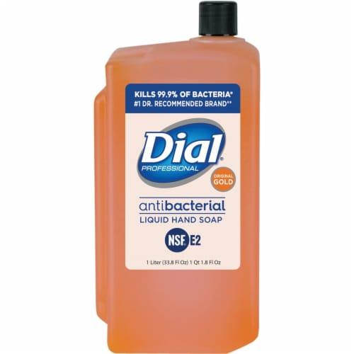 Dial  Liquid Soap Refill 84019 Perspective: front
