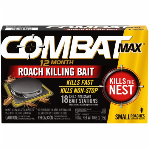 Combat Max Roach Killing Bait Perspective: front