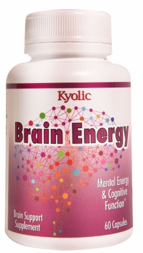Kyolic  Brain Energy Perspective: front