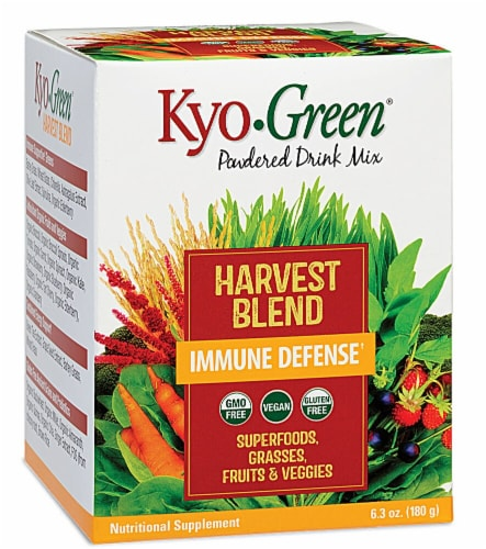 Kyolic  Kyo-Green® Harvest Immune Defense Perspective: front