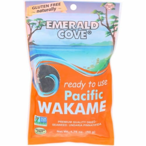 Emerald Cove Pacific Wakame Perspective: front