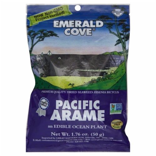 Emerald Cove Pacific Arame Perspective: front