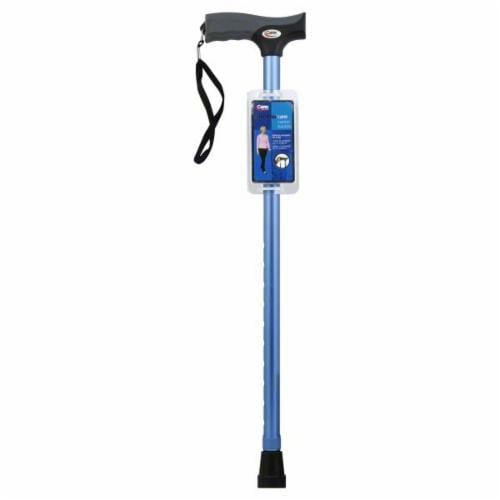 Carex Soft Grip Cane Perspective: front