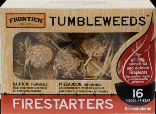 Frontier Tumbleweeds™ Firestarters Perspective: front
