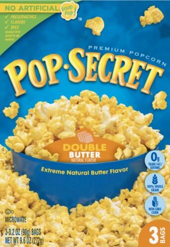 Pop Secret Double Butter Perspective: front